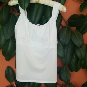 Rouched Tank Top